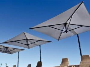 Rio Cantilever umbrella
