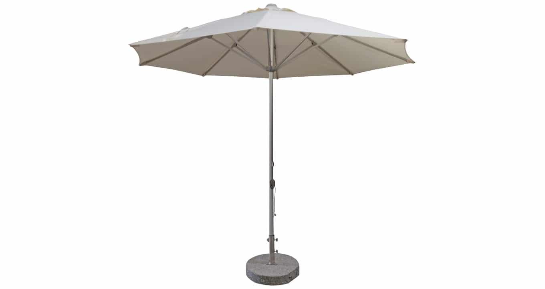 Swift centre pole umbrella for Hotels