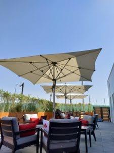 Canada Pavilion Expo Umbrellas | The Shading Company Dubai